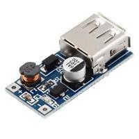 Step-up měnič z 0.9V~5V na 5V USB