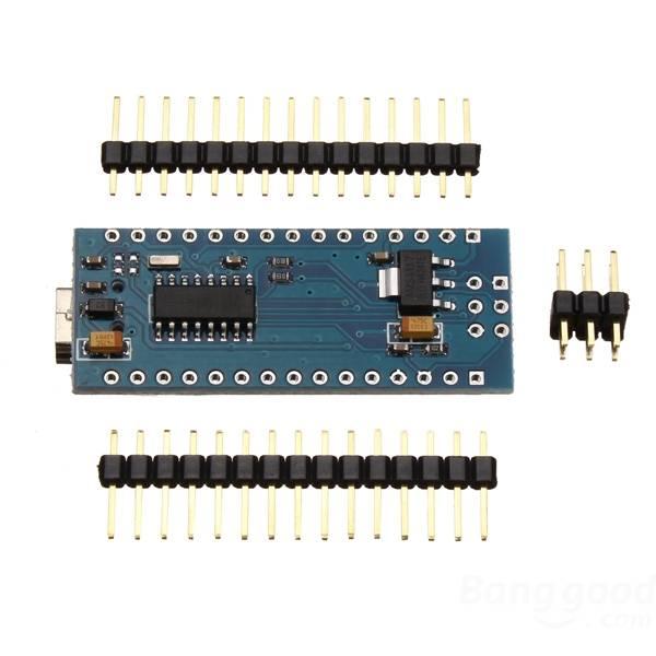 Klon Arduino NANO CH340