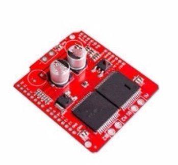 Arduino 30A motor shield VNH2SP30