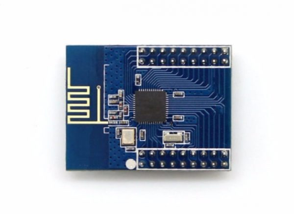 BLE4.0 Bluetooth 2.4 GHz Bezdrátový Modul NRF51822