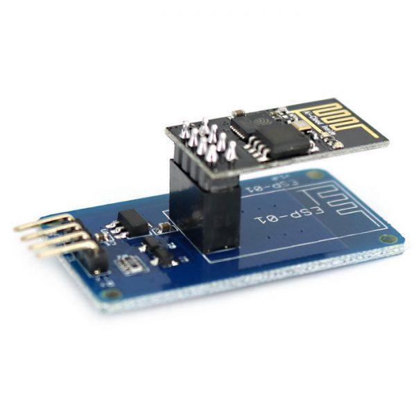 ESP8266 Adaptér pro ESP-01 Modul 3,3 V 5V Arduino Kompatibilní