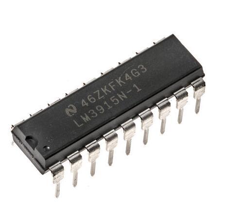 LM3915N-1 LED sloupec IO