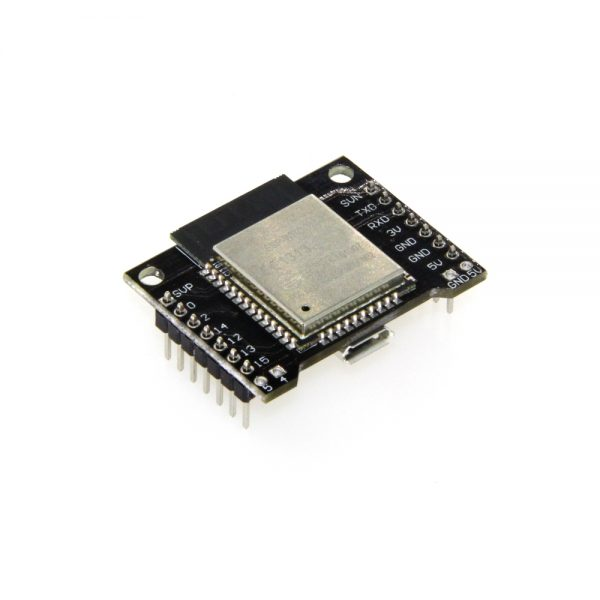 WeMos D1 ESP32 s Bluetooth a WiFi