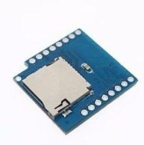 WeMos Shield micro SD karty IoT pro modul D1 Mini ESP8266 WiFi