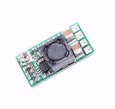 Step down modul napájení mini buck - nastavitelný