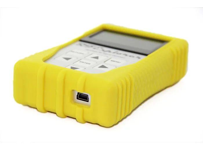 Silikonový obal pro RF Explorer žlutý   arduino-shop cz