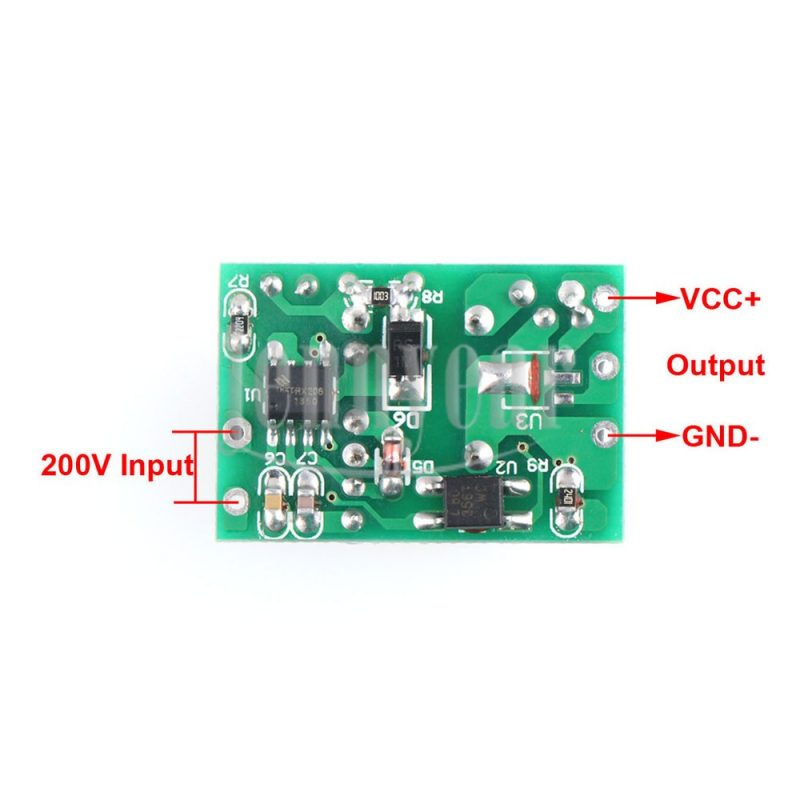 The source 230 AC-DC 5V 700mA 3 5 W | arduino-shop cz