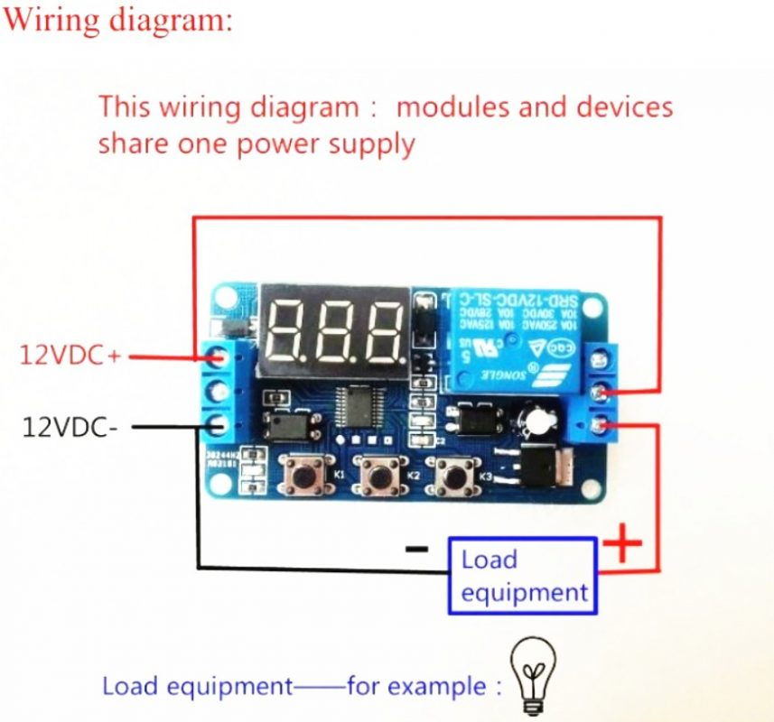 the timer switch delay with relay programmable 12v arduino shop cz rh arduino shop cz