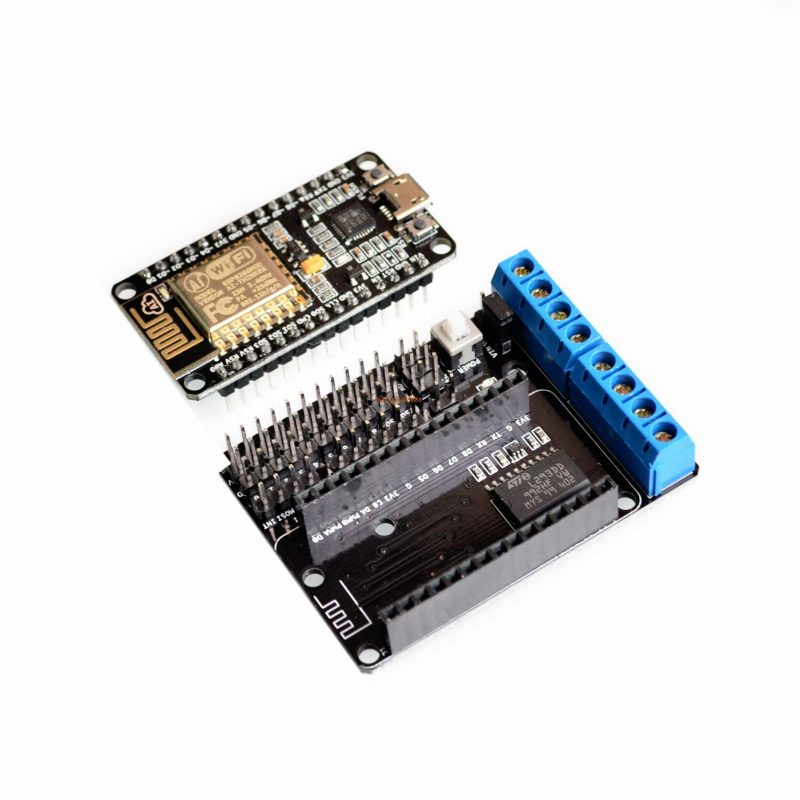 Shield L293d ESP8266 Wifi motor Control Arduino NodeMcu Lua to
